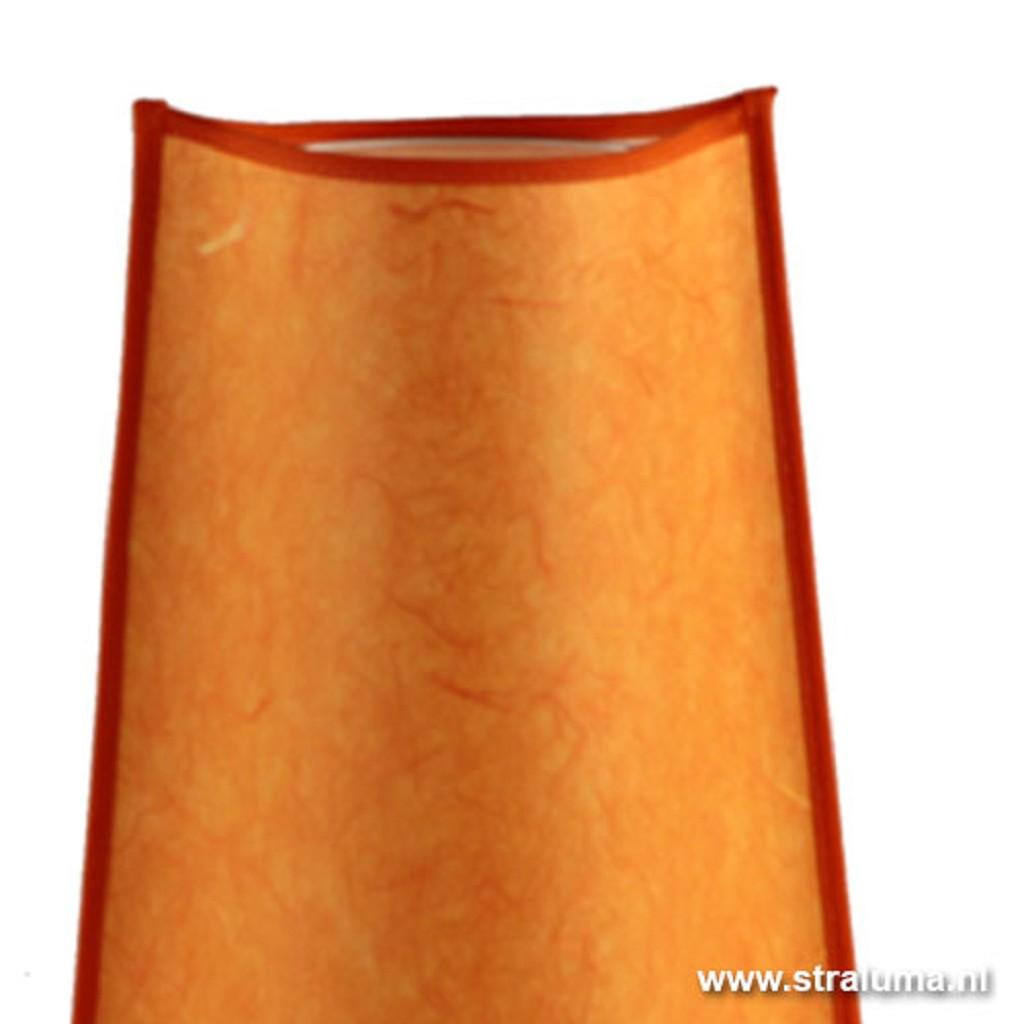 *Trendy tafellamp oranje kinderkamer