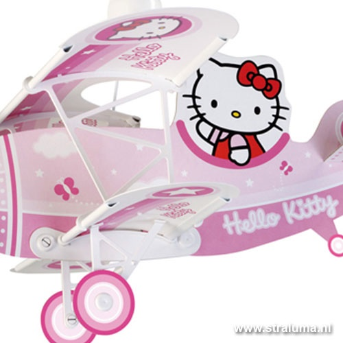 Kinder hanglamp Hello Kitty