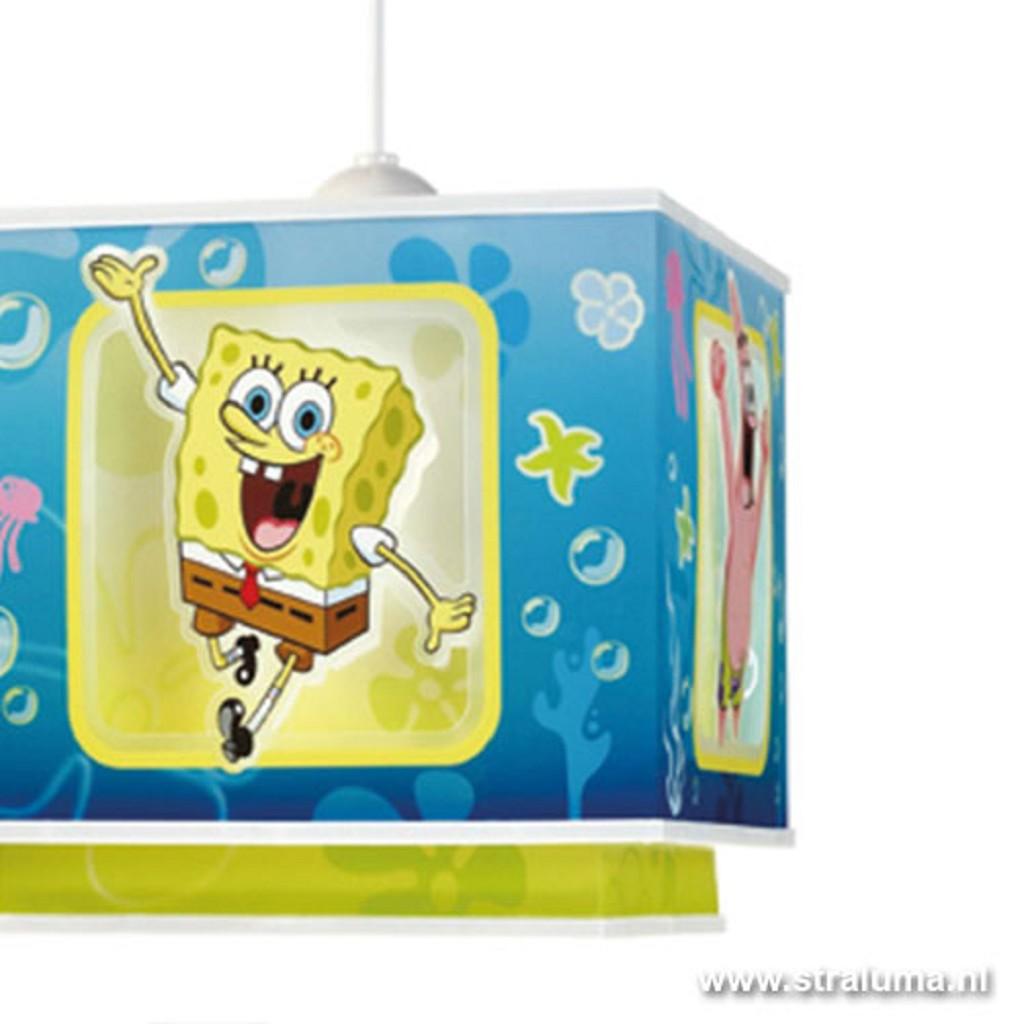 Kinder hanglamp Spongebob