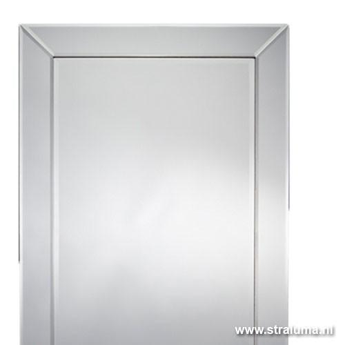 spiegel facet langwerpig halslaapkamer straluma