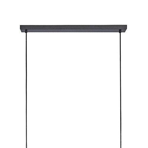Hanglamp Tortona 5L zwart 150cm