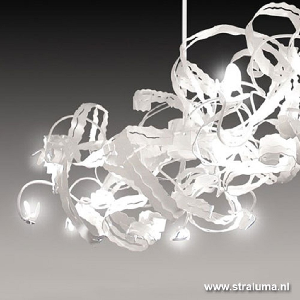 Hanglamp nederlands design wit