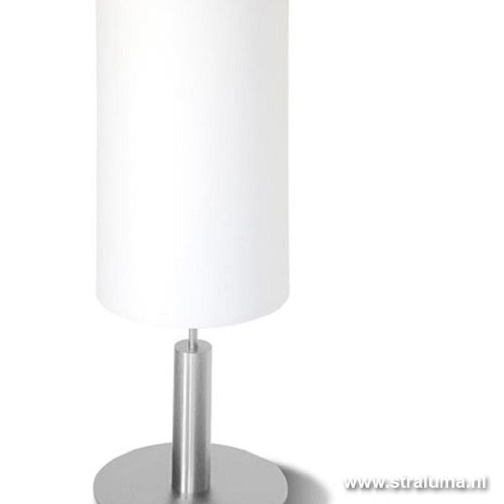 Statige tafellamp cilinder