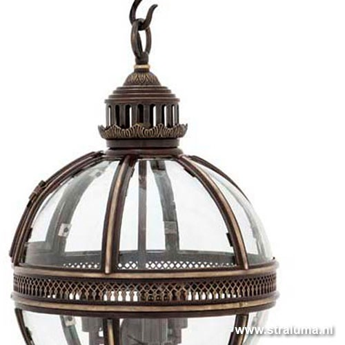 Hanglamp residential brons hal woonkamer | Straluma