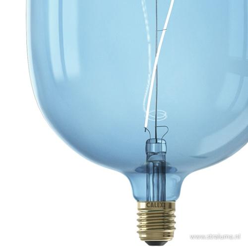 Calex Avesta Sapphire Blue 2700K dimbaar