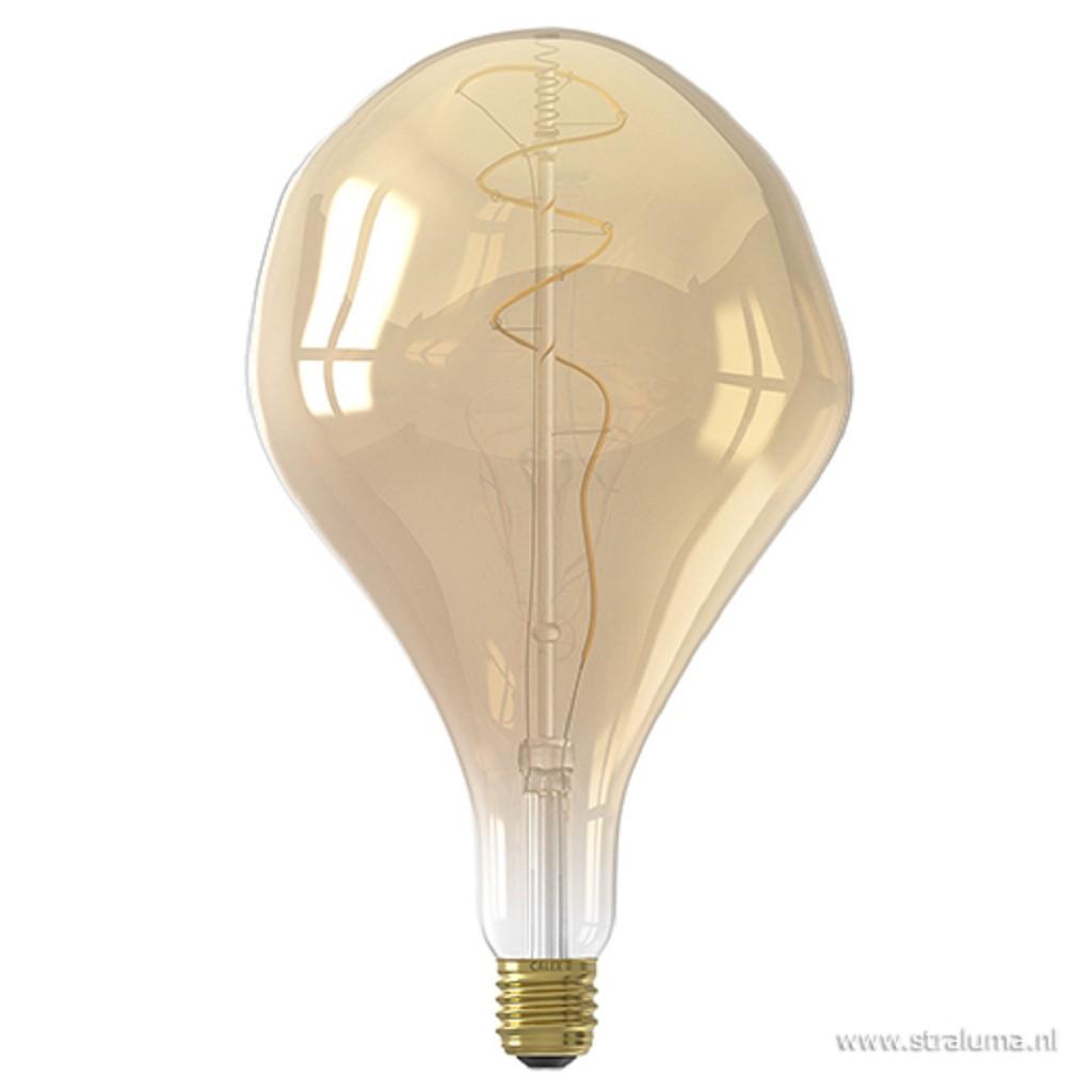 Calex XXL Organic lichtbron gold 6W E27