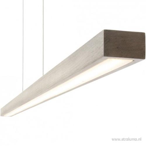LED hanglamp hout dimbaar Santana