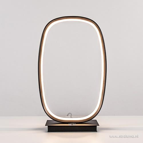 Moderne tafellamp LED 3 standen dimbaar
