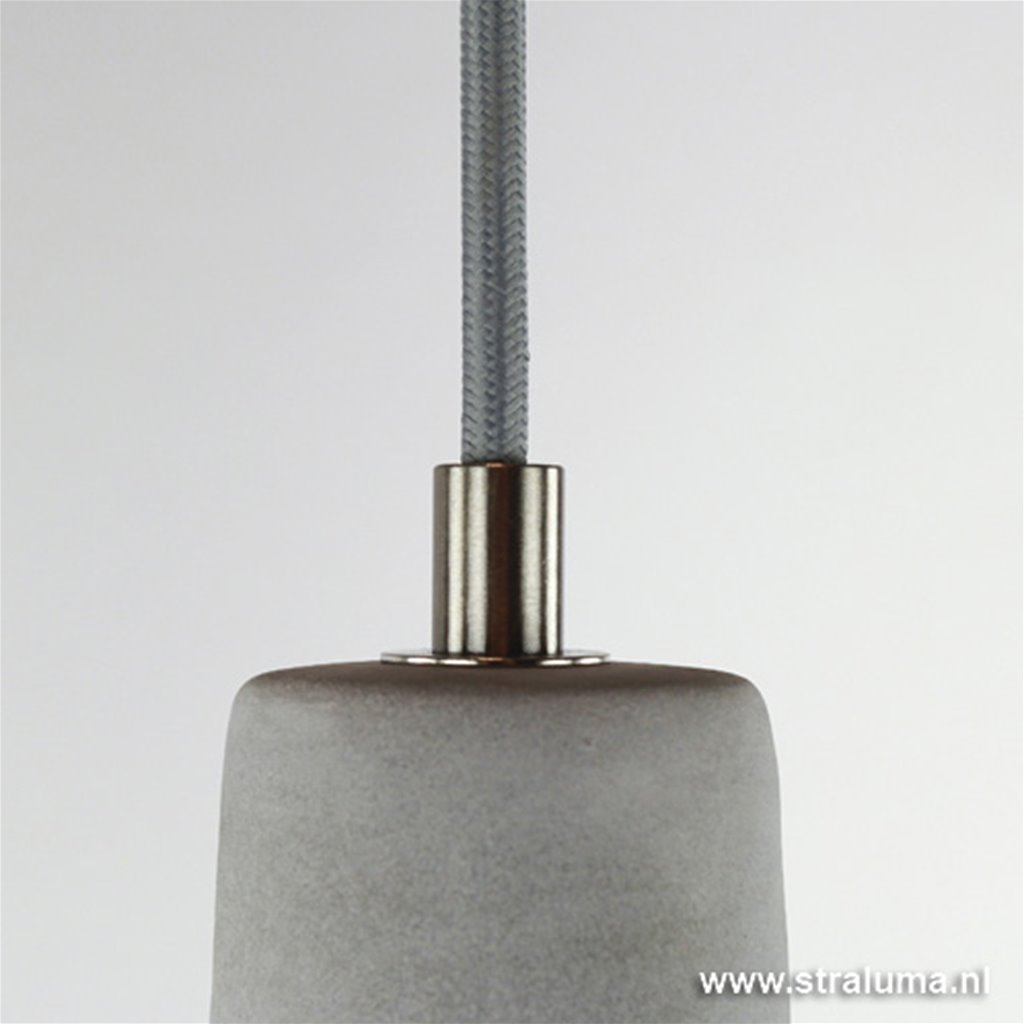 Beton hanglamp keuken, eettafel, bar