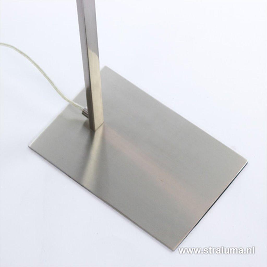 *Moderne vloerlamp Rocco met dimmer