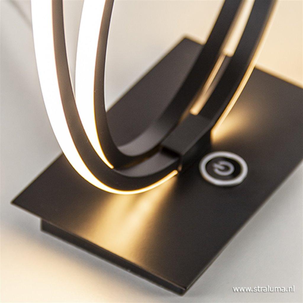 Moderne LED tafellamp dimbaar 3 standen