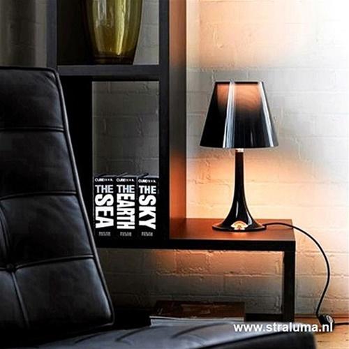 Outlet Flos Tafellamp Miss K zwart