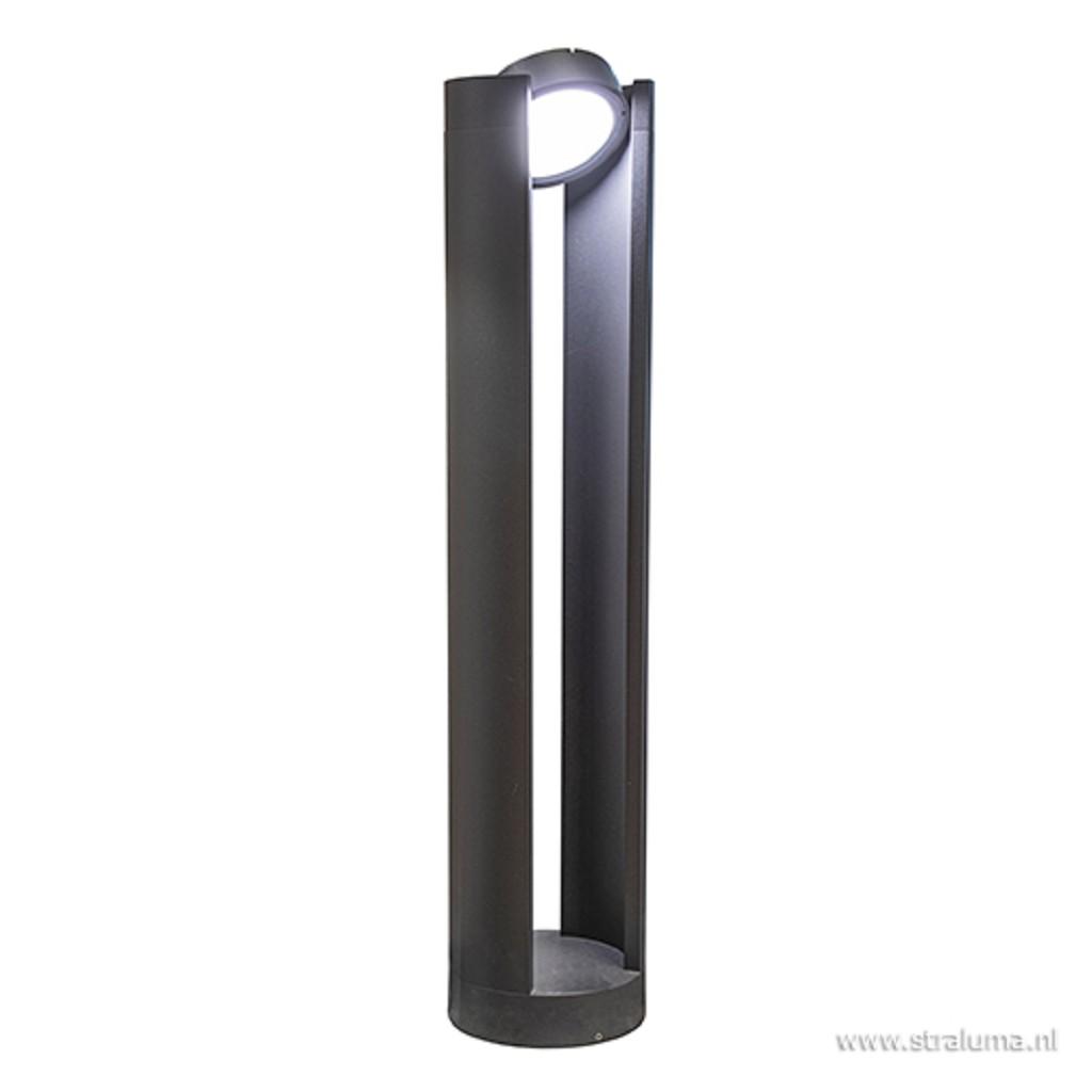Buitenlamp zuil met LED en verstelbaar