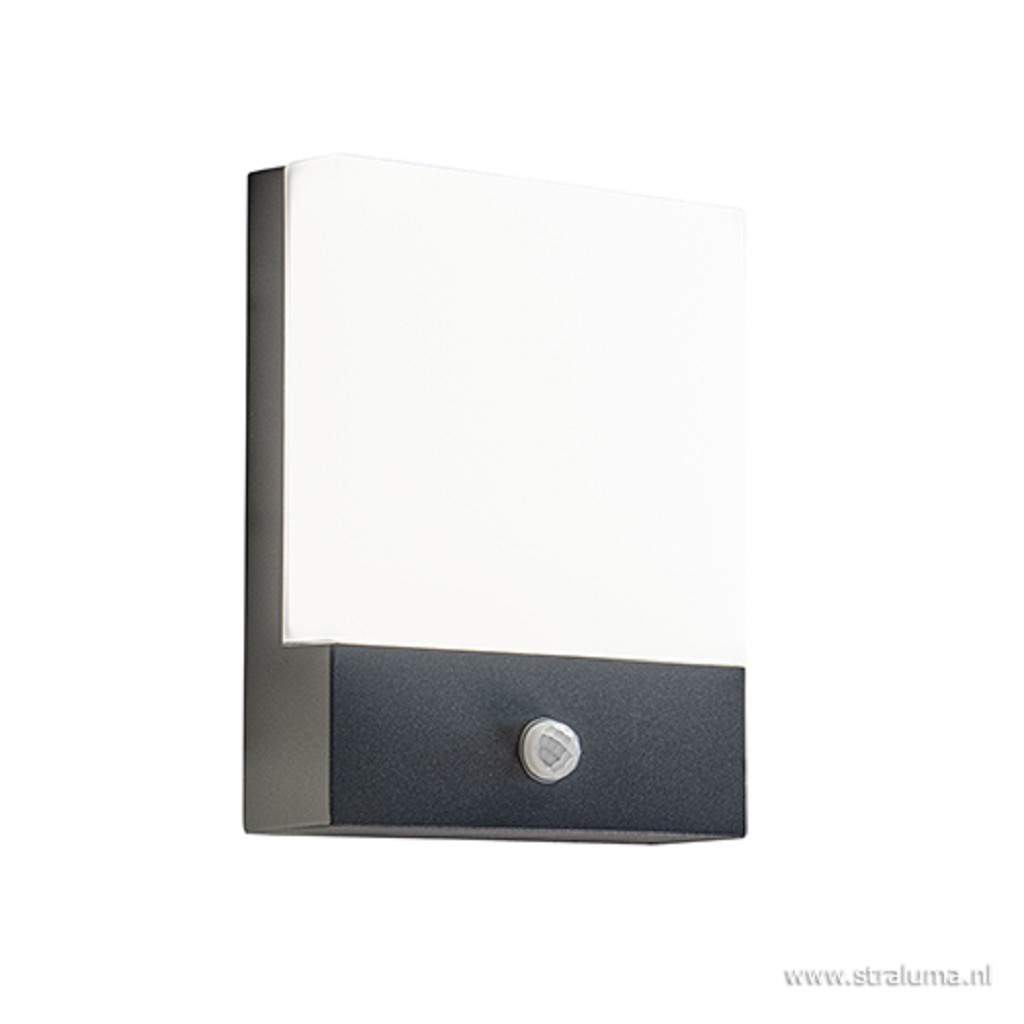 Buiten wandlamp LED met bewegingssensor
