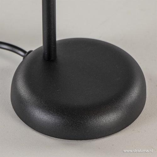 Verstelbare tafellamp touchy zwart dimbaar