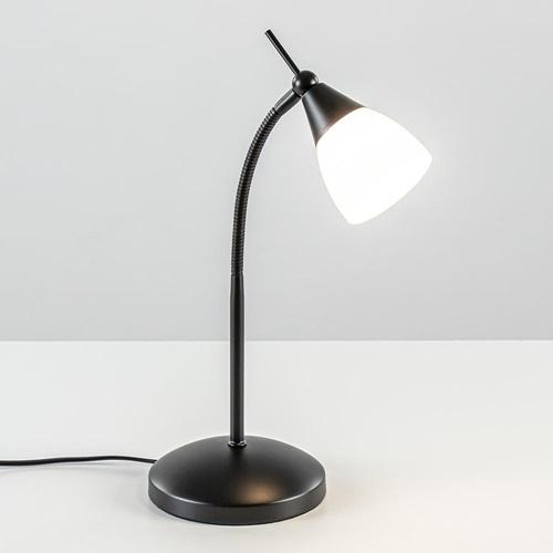 Moderne tafellamp Touchy zwart dimbaar
