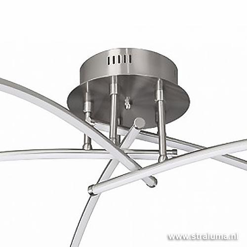 design plafondlamp led woon slaapkamer straluma