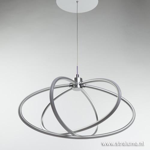 design led hanglamp star groot woonkamer straluma