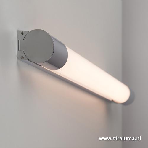 LED badkamer-wandlamp met stopcontact | Straluma