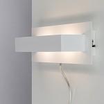 *Design wandl. wit  up-downlighter LED