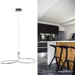 Moderne LED eettafel hanglamp krul