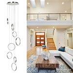 Moderne hanglamp/videlamp ringen LED
