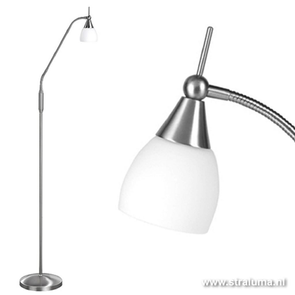 Vloerlamp Touchy met dimfunctie