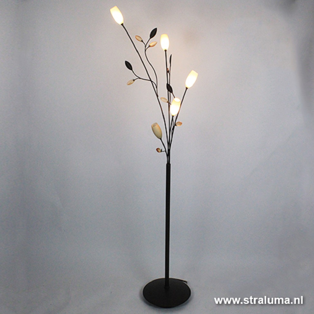 Vloerlamp Highlight Grosseto vloerdimmer