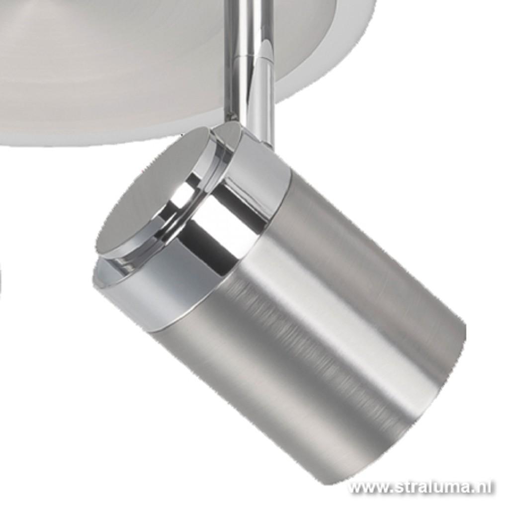 Strakke spot metaal rond verstelbaar