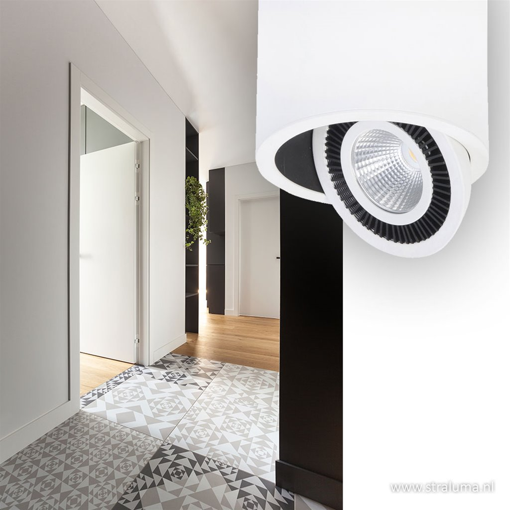 Design Spot Eye wit LED verstelbaar