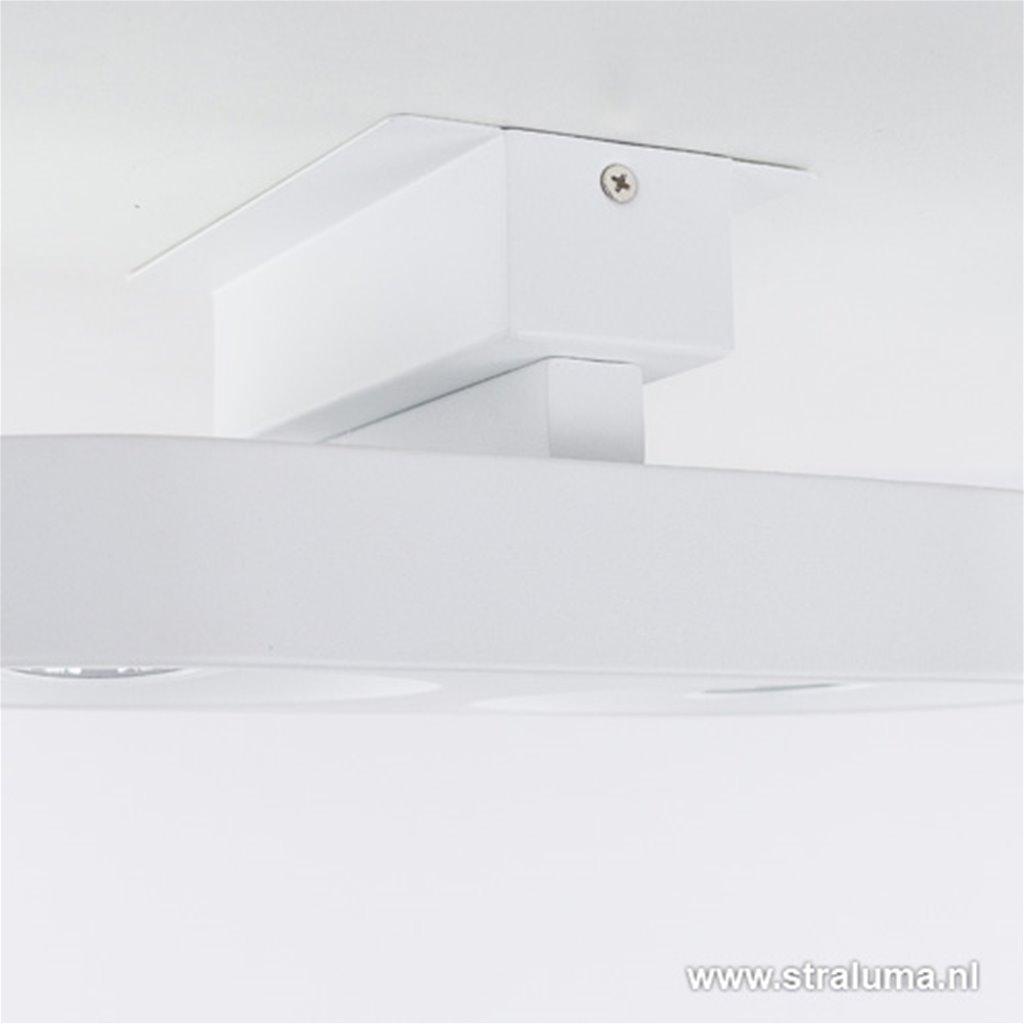 Design plafondlamp LED spots verstelb