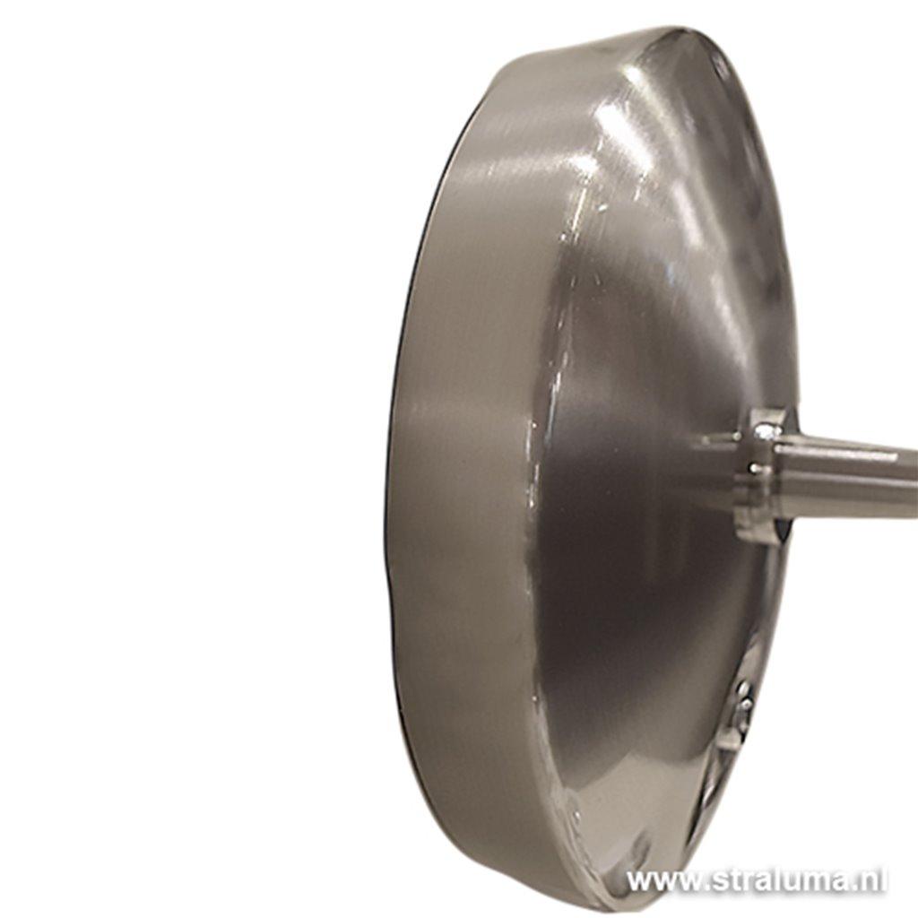 *Strakke moderne wandlamp LED dimbaar