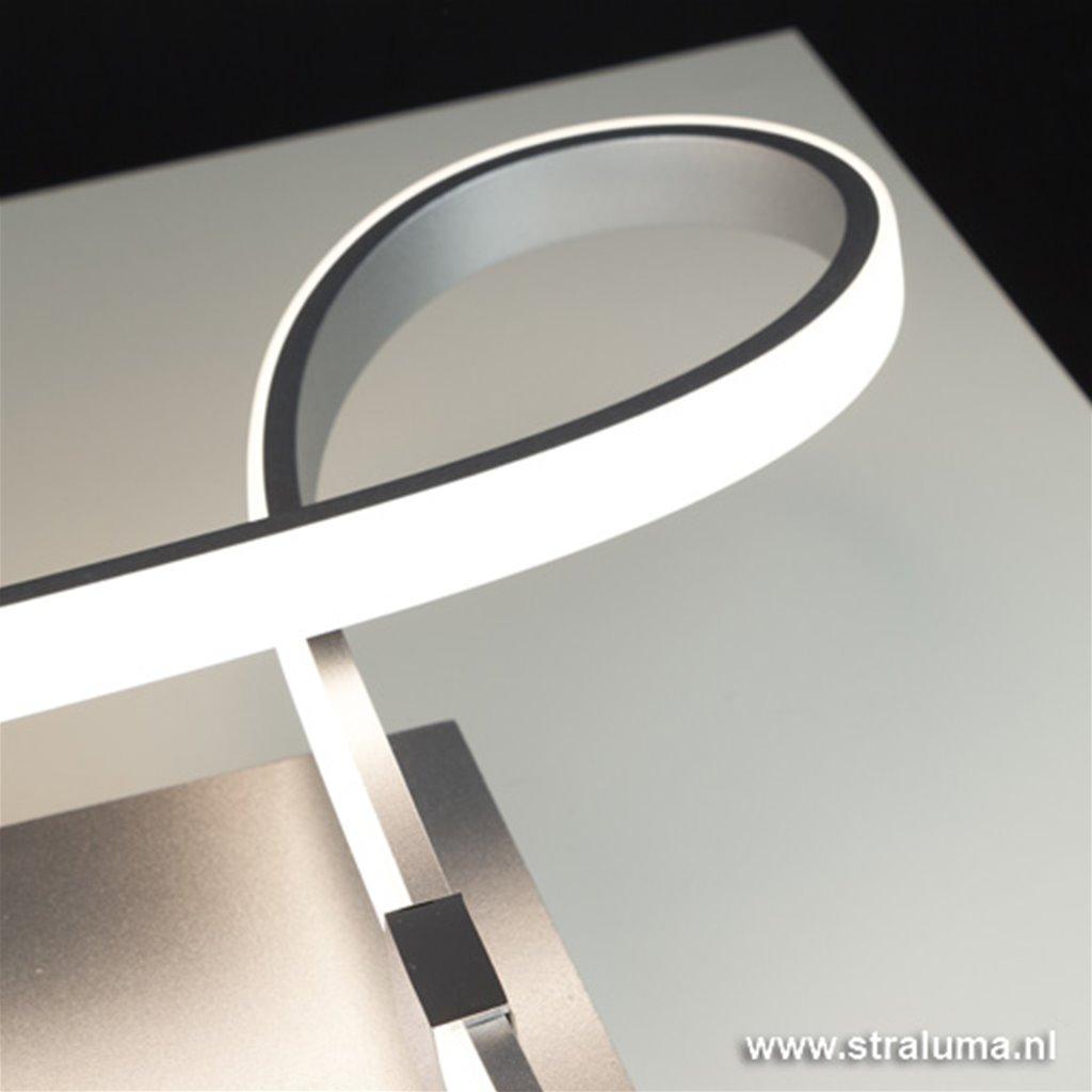 Design LED plafonnière slaapkamer