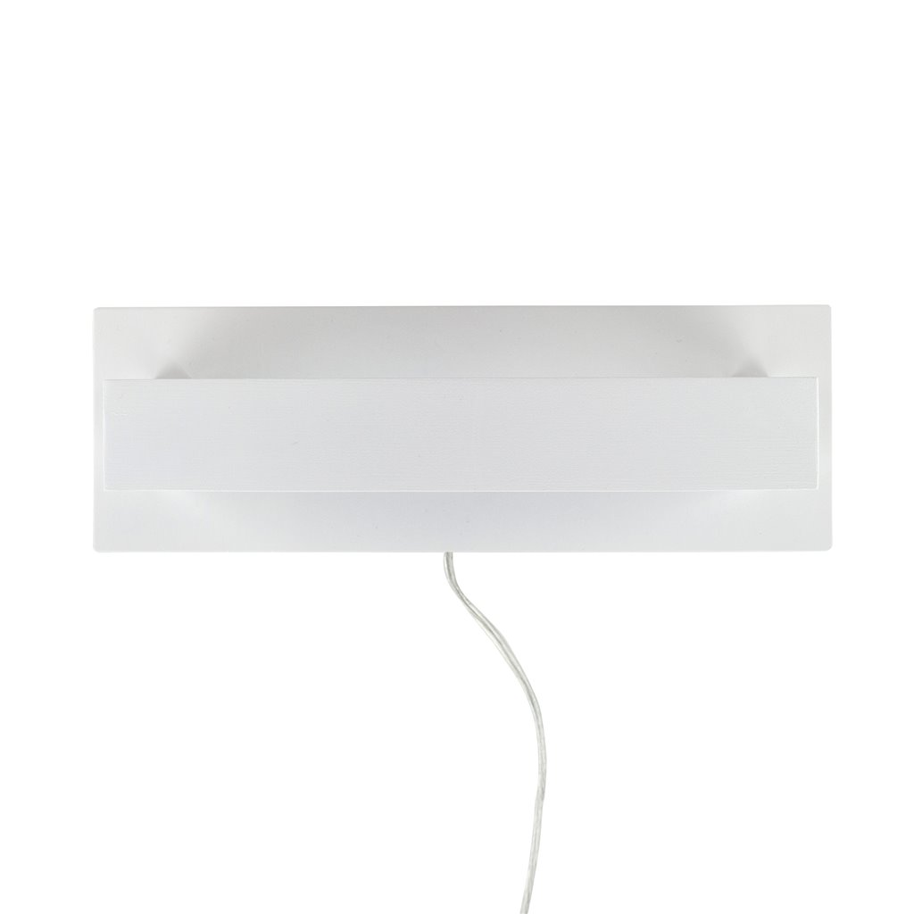 *Design wandl. wit  up-downlighter LED