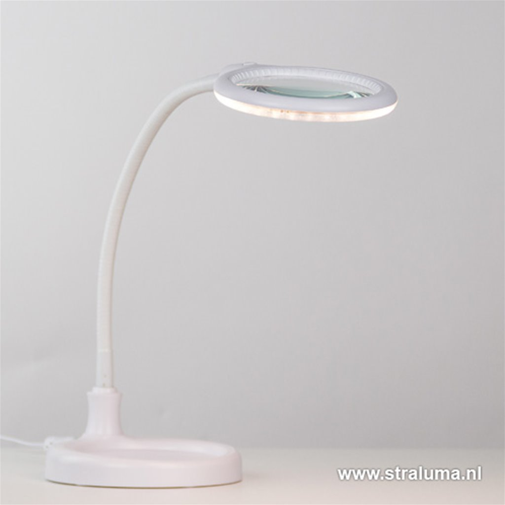 Loupelamp LED met verstelbare poot