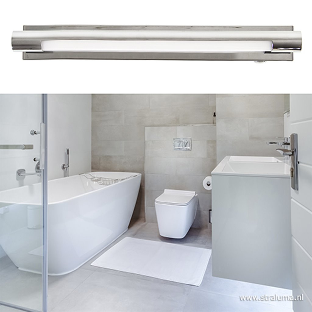 Badkamer wandlamp spiegel dimbaar