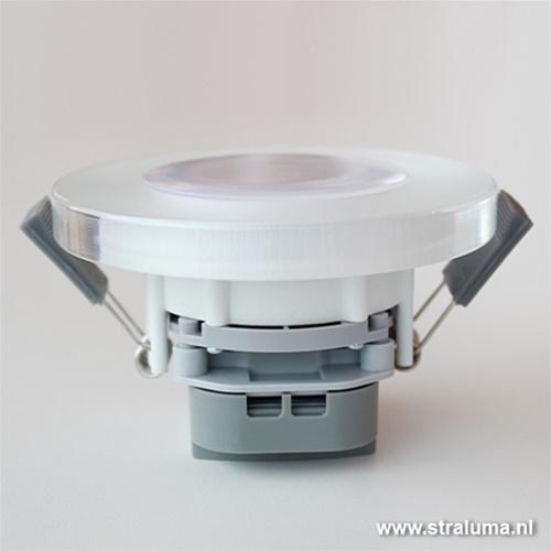 Idual inbouwspot LED meerkleurig