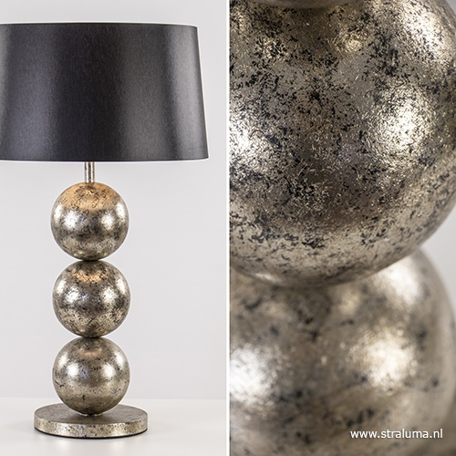 Design tafellamp bol oud goud excl. kap