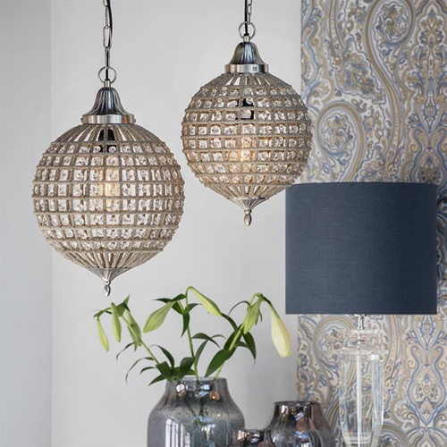 Light & Living hanglamp Cheyenne hal
