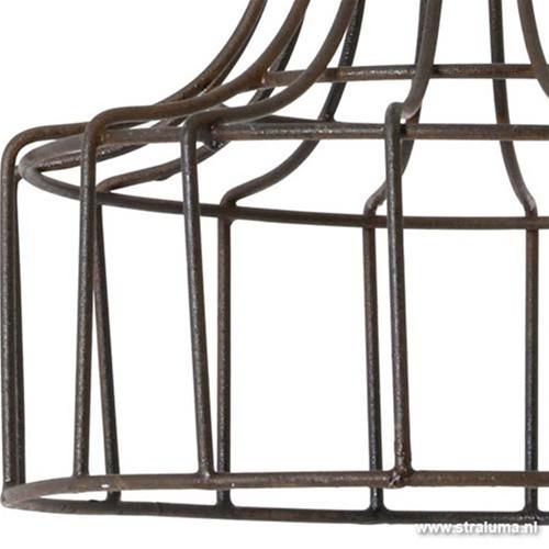 Light & Living hanglamp Babette roest