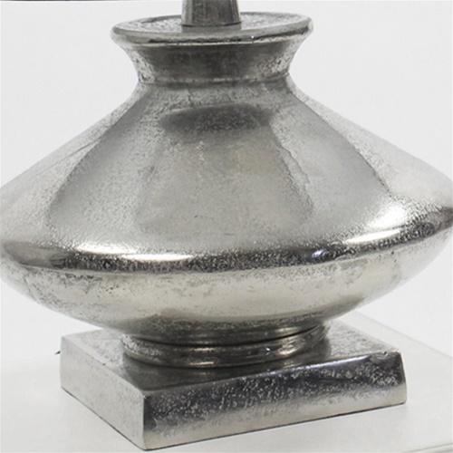 Lampvoet tafellamp Light Living zilver