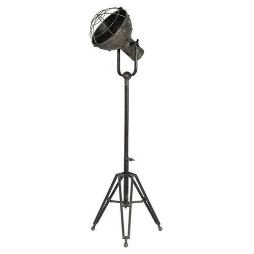 Metalen tafellamp industrie verstelbaar