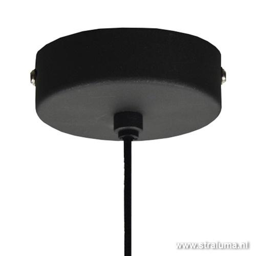 Light & Living hanglamp Adine antraciet