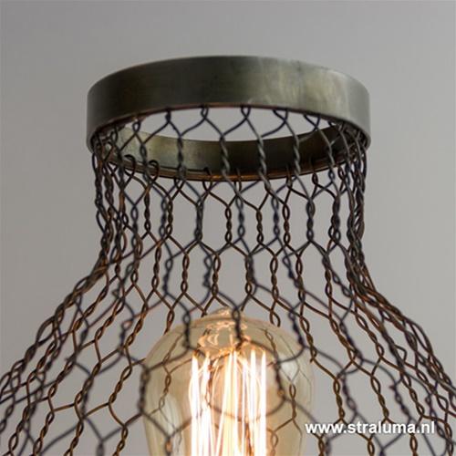 Metalen tafellamp Tunas Light & Living