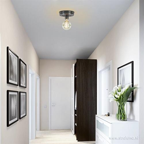 Plafondlamp Discus 20cm Light & Living