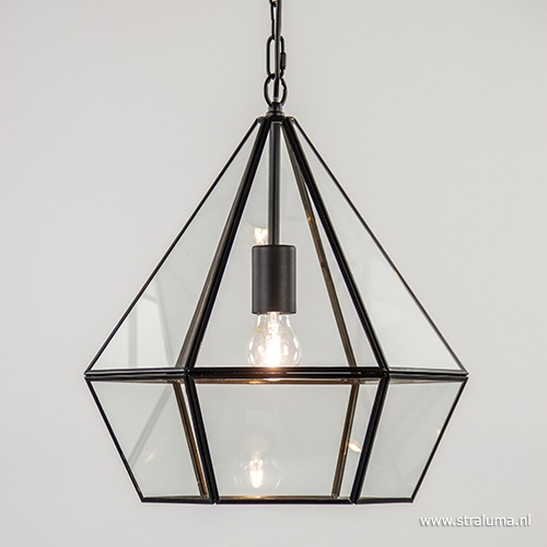 Hidaya hanglamp-lantaarn Light & Living