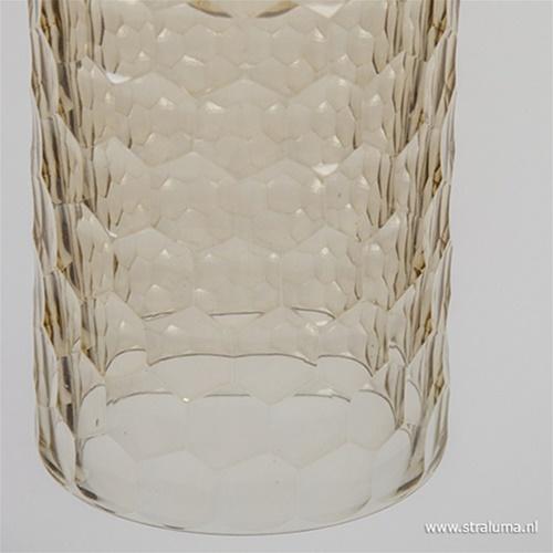 Glazen hanglamp Dylana Light & Living
