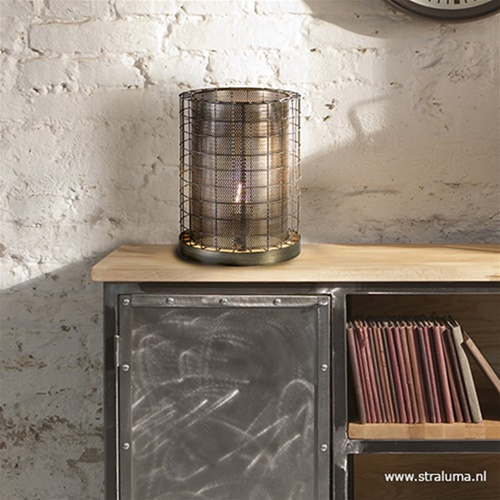 Metalen tafellamp Cajana Light & Living