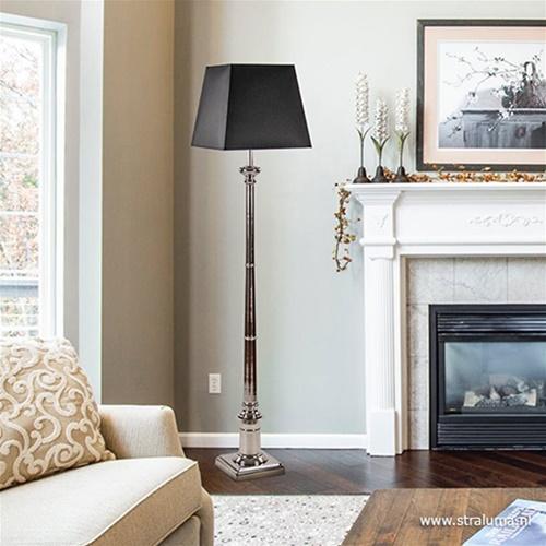 Klassiek romantische vloerlamp Ashford