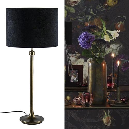 Light & Living lampvoet Olando antiek brons